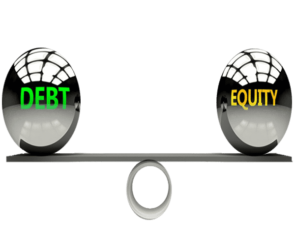 debt-vs-equity